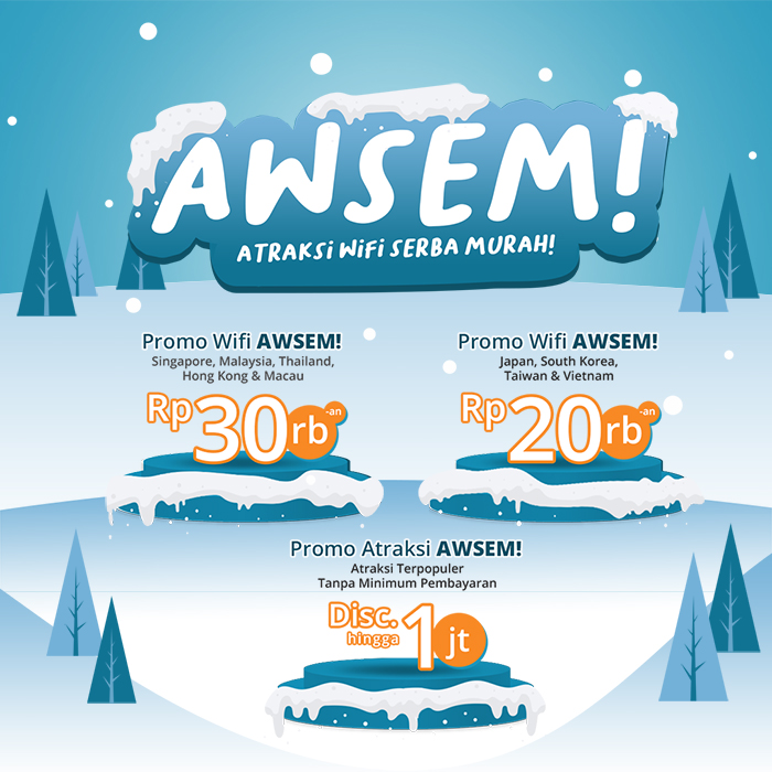 Promo Awsem Passpod
